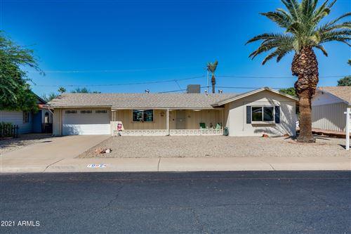 Photo of 10624 N BALBOA Drive, Sun City, AZ 85351 (MLS # 6298414)