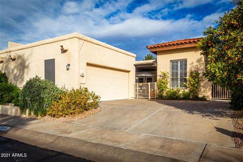 Photo of 5518 E SHAW BUTTE Drive, Scottsdale, AZ 85254 (MLS # 6184415)