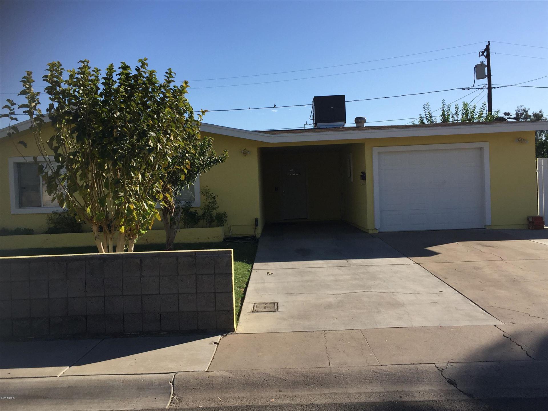 Photo for 5909 W ORANGE Drive, Glendale, AZ 85301 (MLS # 6151415)