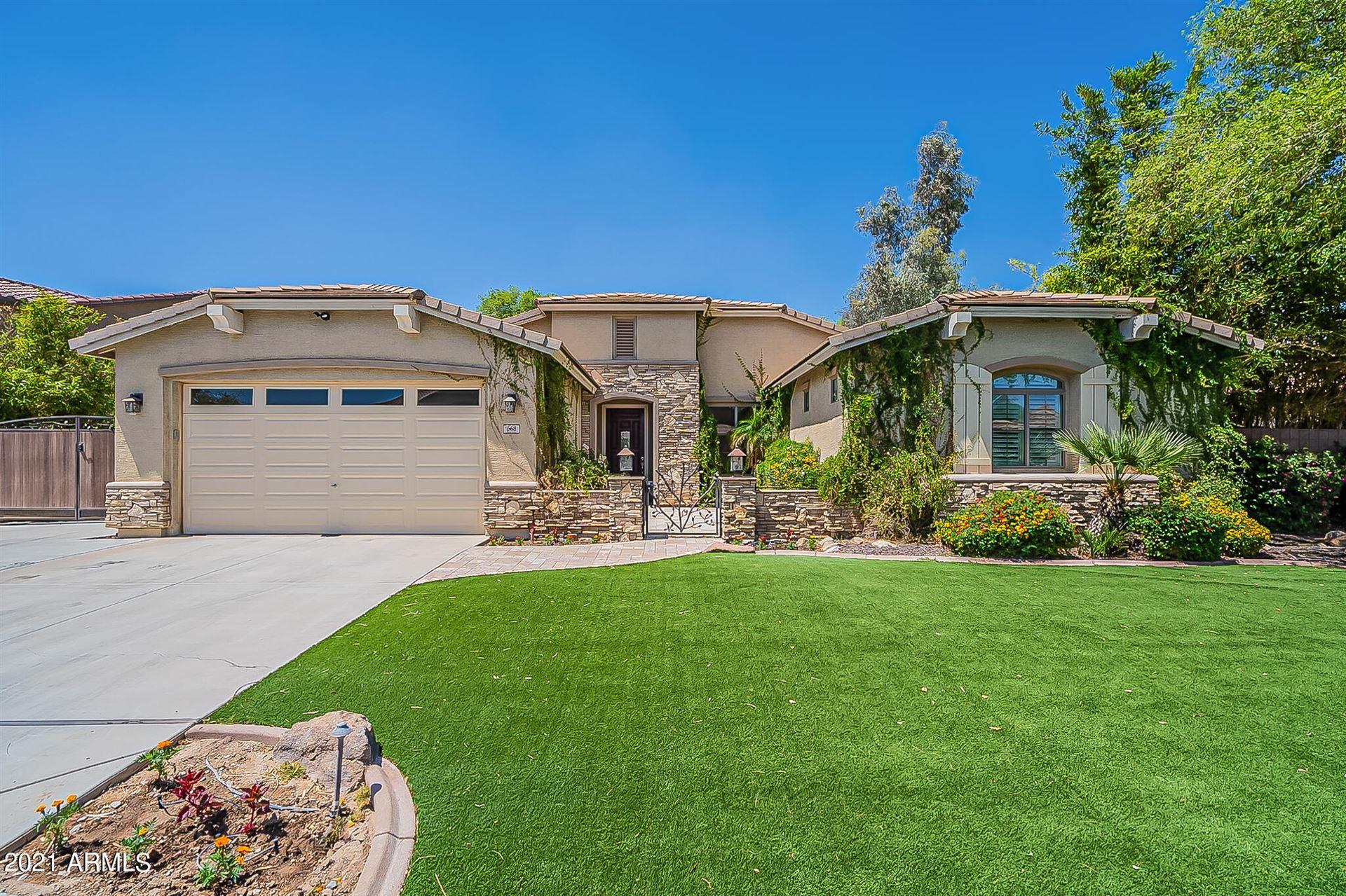 Photo of 668 W BASSWOOD Avenue, Queen Creek, AZ 85140 (MLS # 6231415)