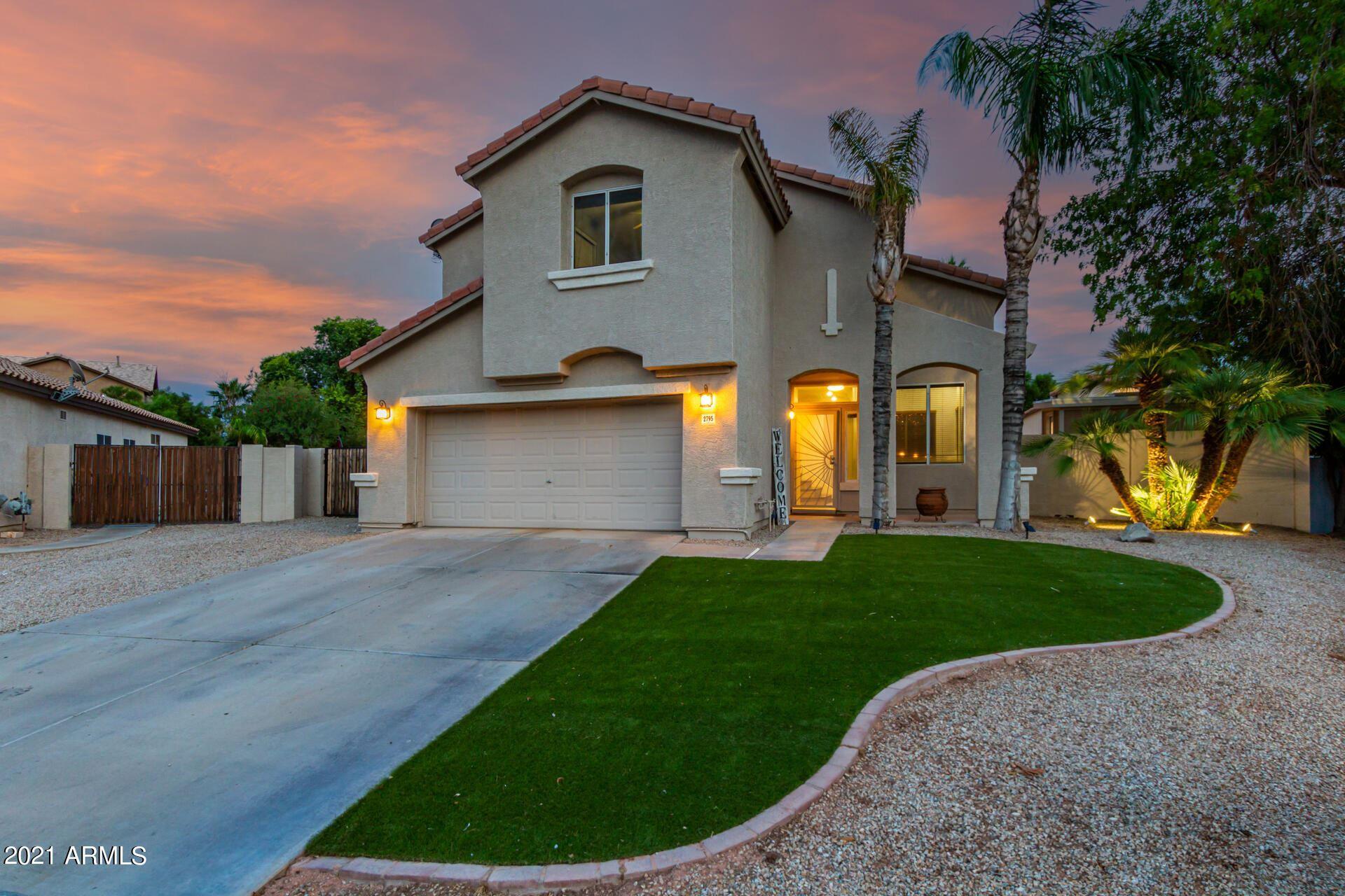 Photo of 2795 E GILA Court, Gilbert, AZ 85296 (MLS # 6307416)
