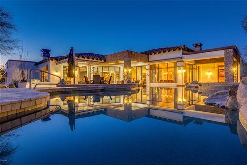 Photo of 8617 E LOS GATOS Drive, Scottsdale, AZ 85255 (MLS # 6048417)