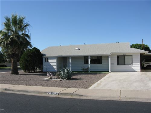 Photo of 10033 W SUN CITY Boulevard, Sun City, AZ 85351 (MLS # 6095417)