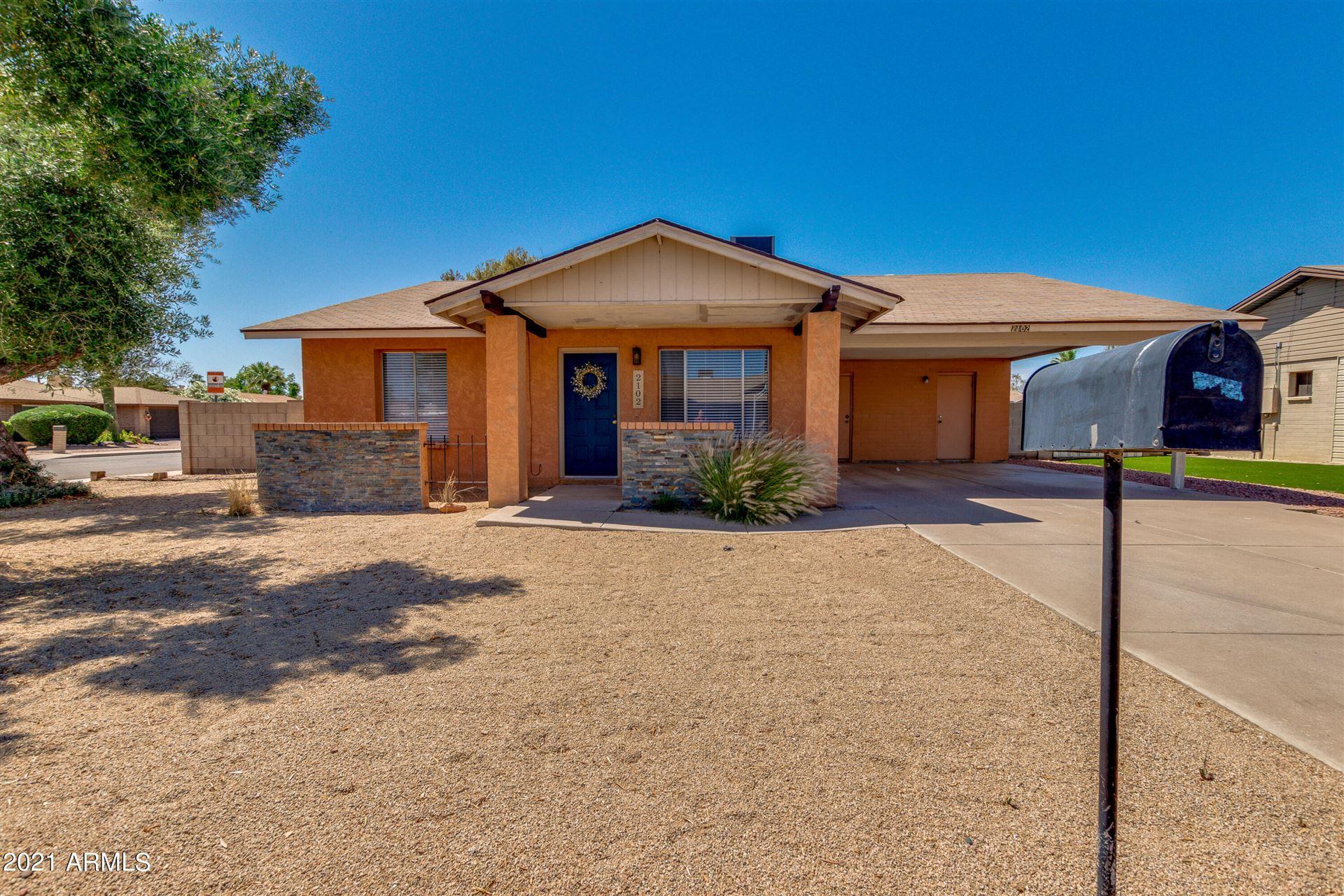 Photo of 2102 E LA DONNA Drive, Tempe, AZ 85283 (MLS # 6231417)