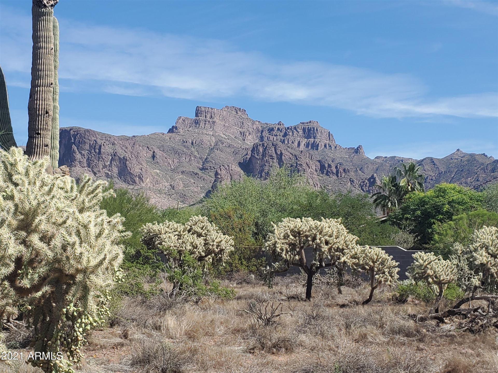 Photo of 5144 E JUNCTION Street, Apache Junction, AZ 85119 (MLS # 6304417)