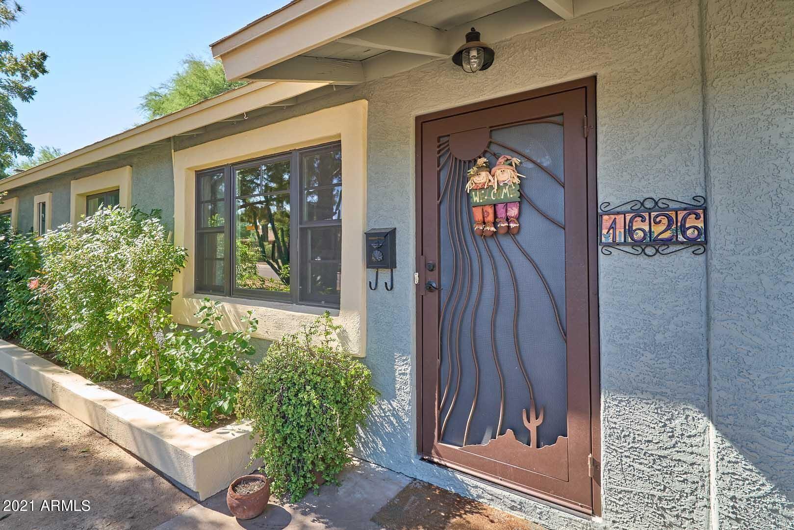 Photo of 1626 S Ventura Drive, Tempe, AZ 85281 (MLS # 6309417)