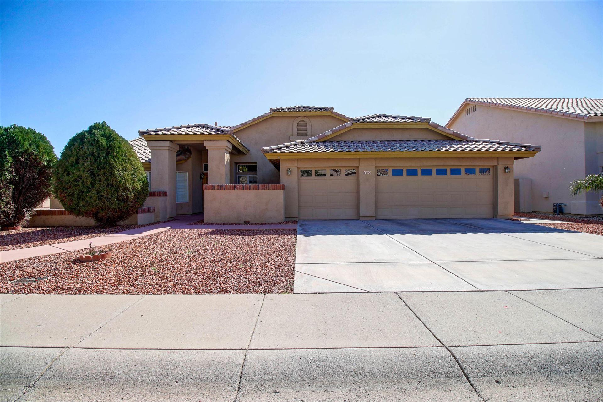 5809 W Mariposa Grande Lane, Glendale, AZ 85310 - MLS#: 6039418
