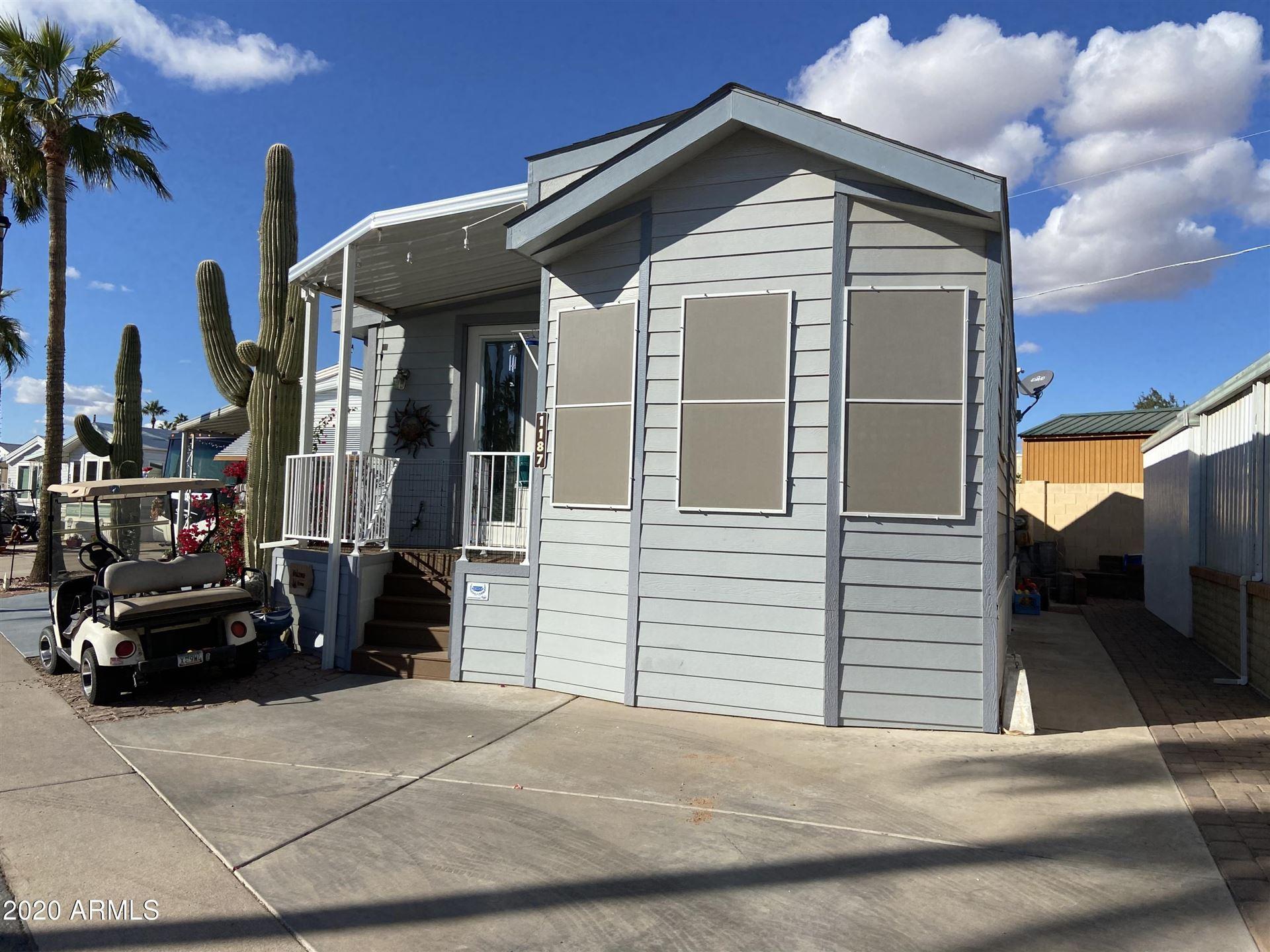 1187 W Klamath Avenue, Apache Junction, AZ 85119 - #: 6173418