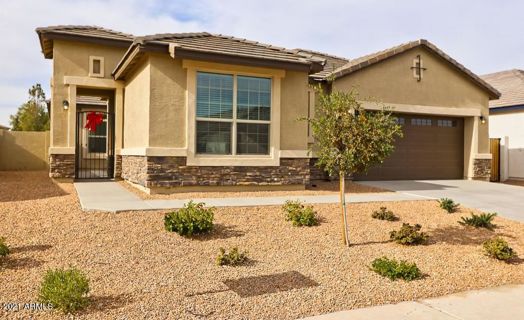Photo for 44200 W PALO CENIZA Way, Maricopa, AZ 85138 (MLS # 6233418)