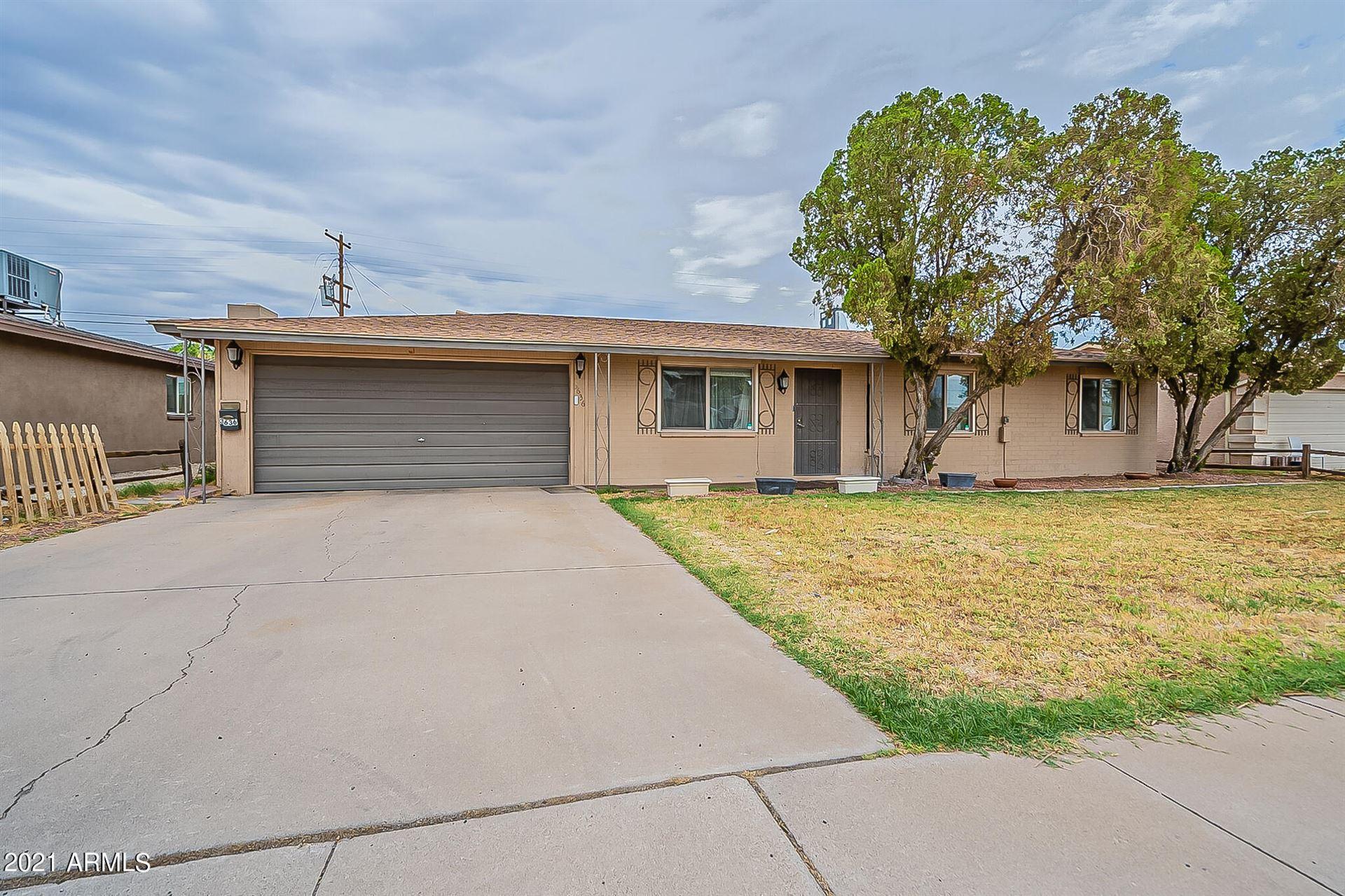 3636 W GEORGIA Avenue, Phoenix, AZ 85019 - MLS#: 6266418