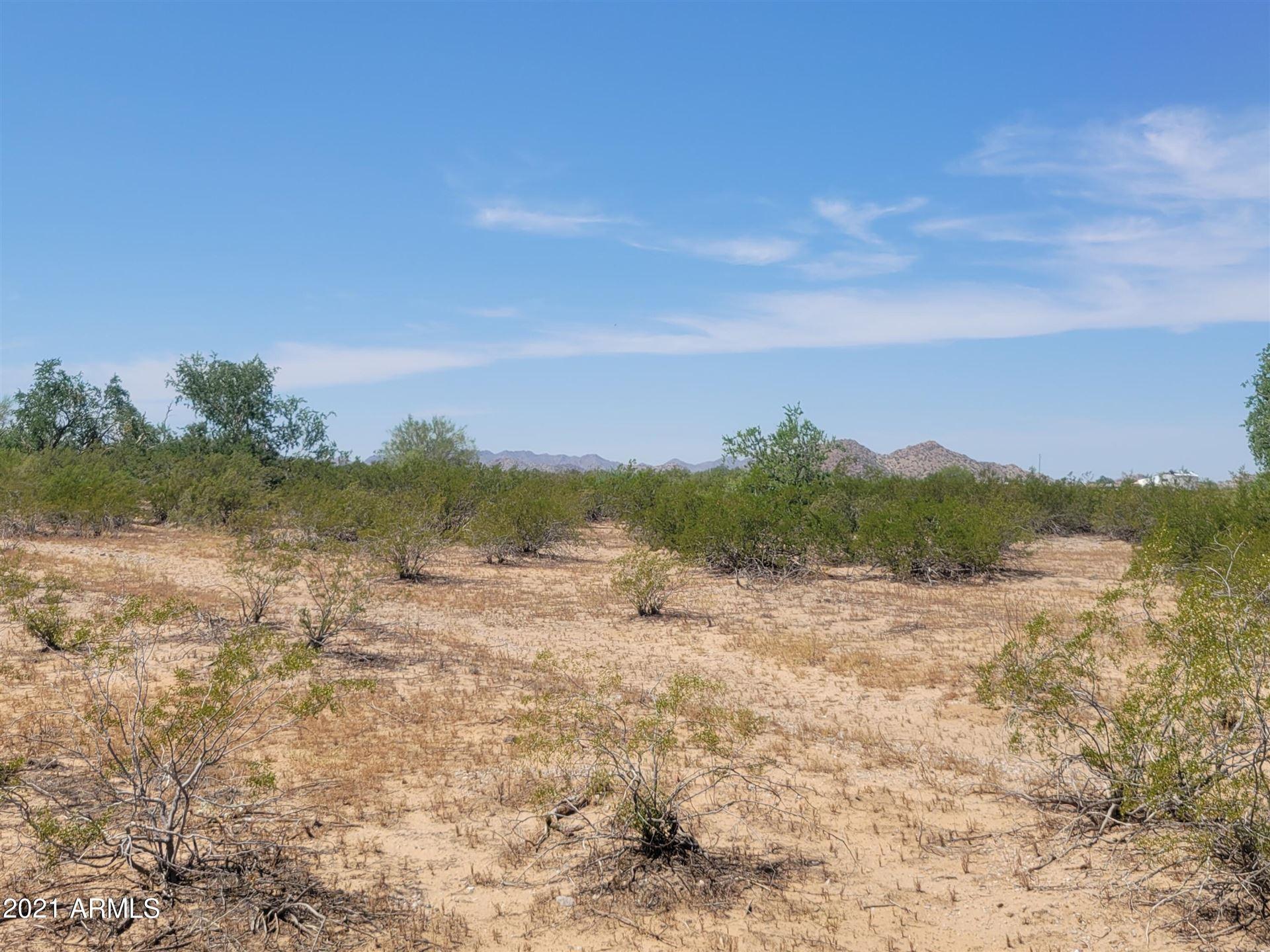 Photo for 00 S Herrera Road, Maricopa, AZ 85139 (MLS # 6282419)