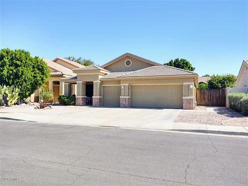 Photo of 741 N VELERO Street, Chandler, AZ 85225 (MLS # 6151420)
