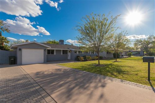 Photo of 1231 E MCLELLAN Boulevard, Phoenix, AZ 85014 (MLS # 6055421)