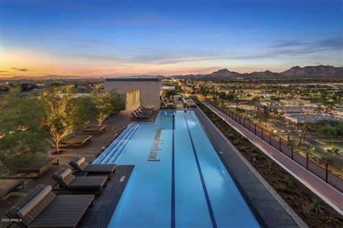 Photo of 7180 E KIERLAND Boulevard #811, Scottsdale, AZ 85254 (MLS # 6145421)