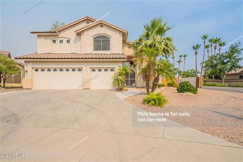 Photo of 1649 S SAHUARO Street, Gilbert, AZ 85233 (MLS # 6251421)