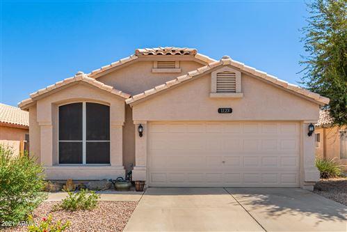 Photo of 1123 W SPARROW Drive, Chandler, AZ 85286 (MLS # 6269421)