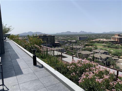Photo of 7120 E KIERLAND Boulevard #604, Scottsdale, AZ 85254 (MLS # 6169423)