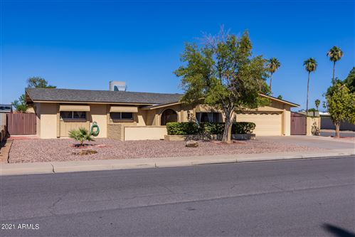 Photo of 2094 E FREMONT Drive, Tempe, AZ 85282 (MLS # 6307423)