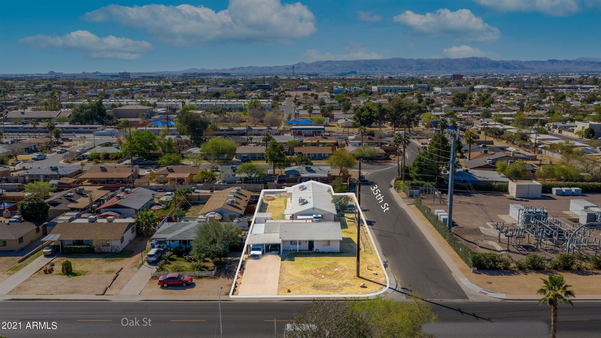 2229 N 35TH Street, Phoenix, AZ 85008 - MLS#: 6207423