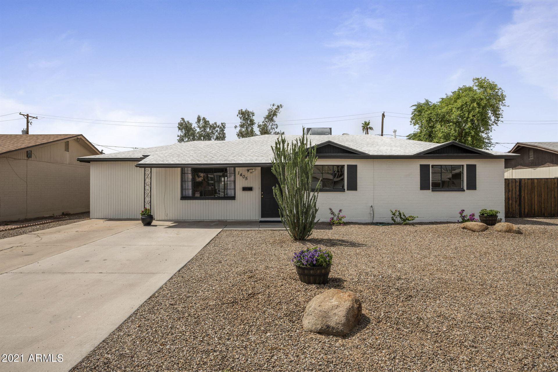 1405 E Orange Street, Tempe, AZ 85281 - MLS#: 6270423
