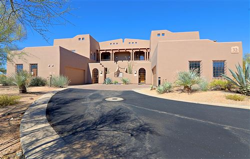 Photo of 36601 N MULE TRAIN Road #A32, Carefree, AZ 85377 (MLS # 5772424)