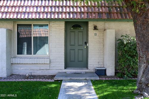 Photo of 5606 S HURRICANE Court #B, Tempe, AZ 85283 (MLS # 6198425)