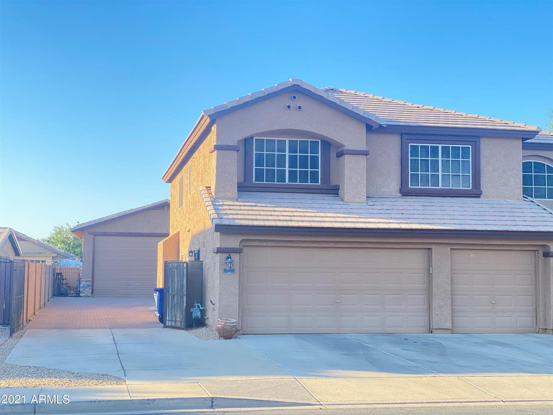 Photo of 12510 W SUNNYSIDE Drive, El Mirage, AZ 85335 (MLS # 6237425)