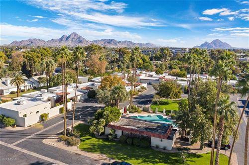 Photo of 5338 N QUESTA TIERRA Drive, Phoenix, AZ 85012 (MLS # 6163426)