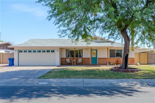 Photo of 2172 E GREENWAY Drive, Tempe, AZ 85282 (MLS # 6112427)