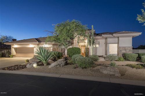 Photo of 7644 E PONTEBELLA Drive, Scottsdale, AZ 85266 (MLS # 6141427)