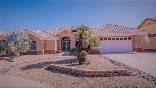 Photo of 21619 N 155TH Drive, Sun City West, AZ 85375 (MLS # 6166427)