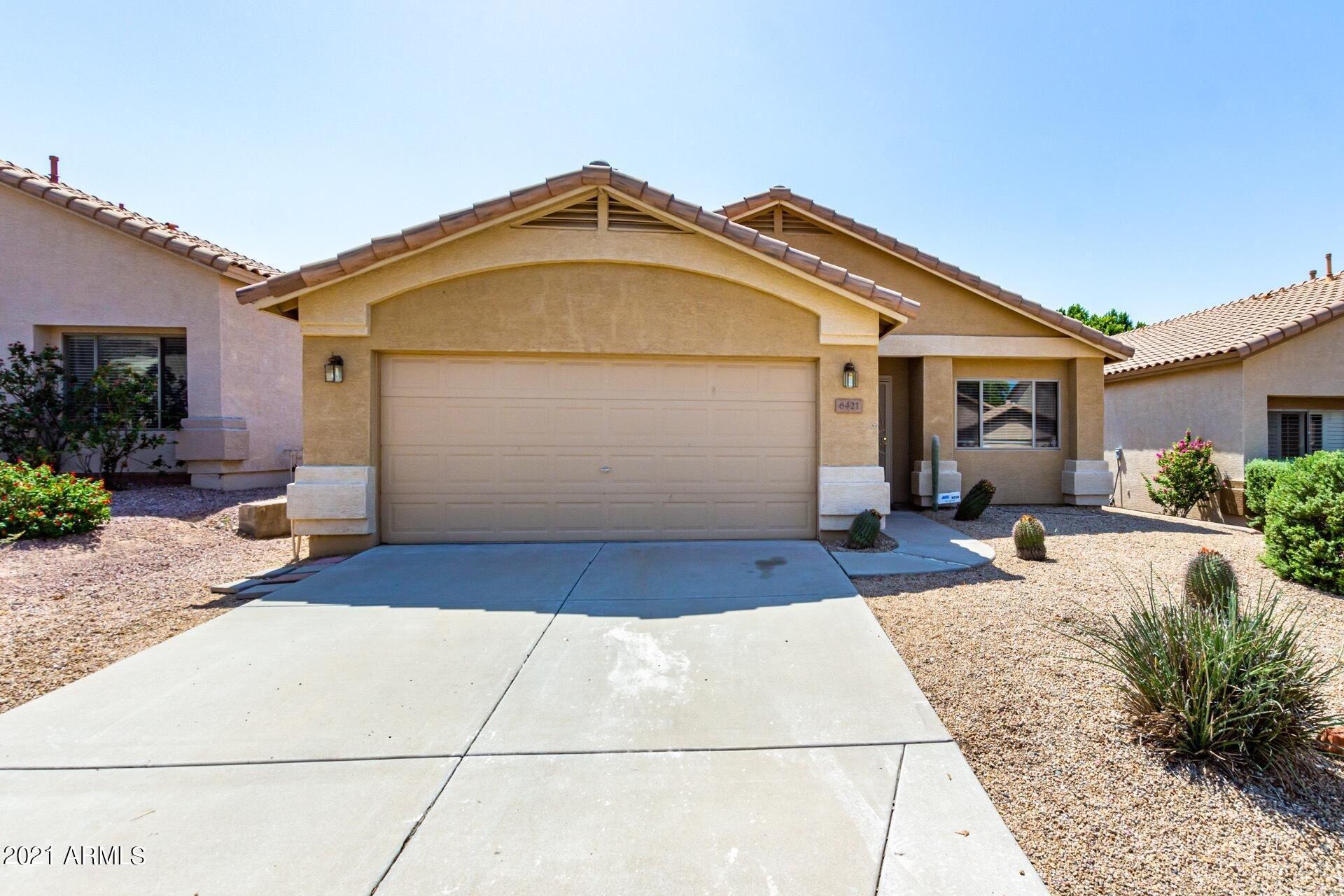 6421 W SADDLEHORN Road, Phoenix, AZ 85083 - MLS#: 6295427