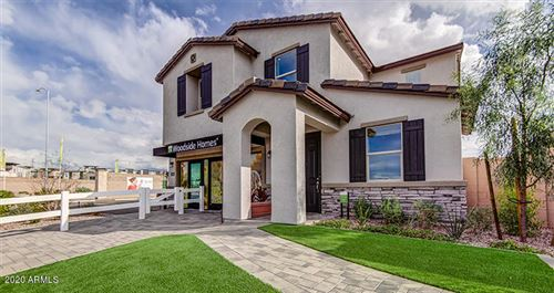 Photo of 8239 E JEROME Avenue, Mesa, AZ 85209 (MLS # 6116428)