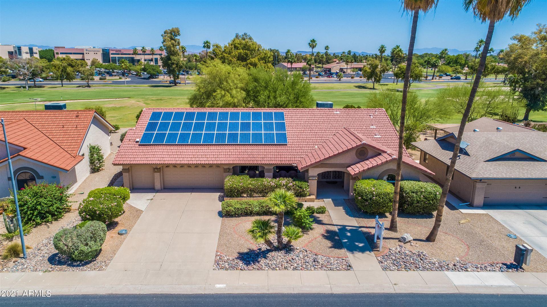 Photo of 14218 W PARKLAND Drive, Sun City West, AZ 85375 (MLS # 6267428)