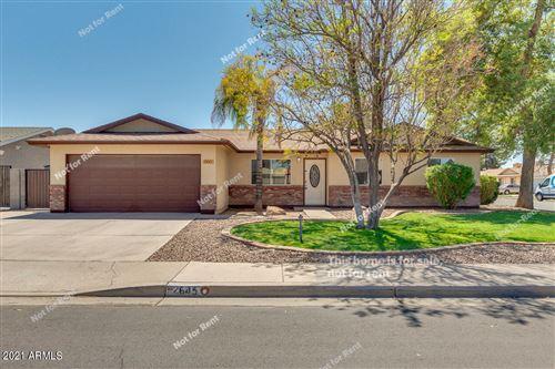 Photo of 2645 E IRWIN Avenue, Mesa, AZ 85204 (MLS # 6217429)