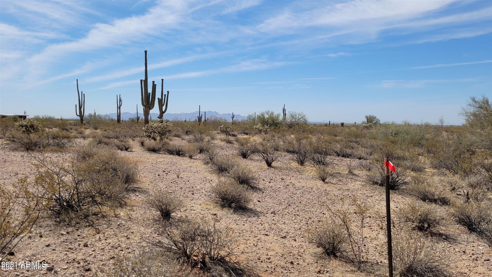 Photo of 0 W Restin Road, Wittmann, AZ 85361 (MLS # 6306429)