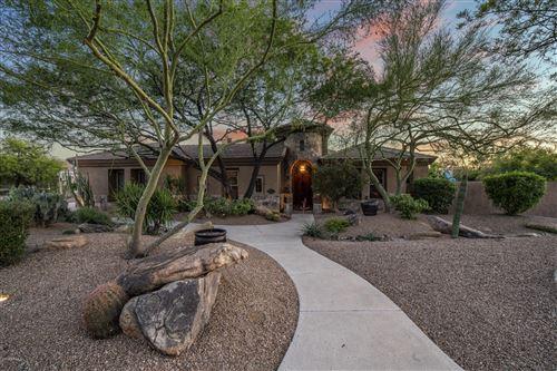 Photo of 11051 E MEADOWHILL Drive, Scottsdale, AZ 85255 (MLS # 6178430)