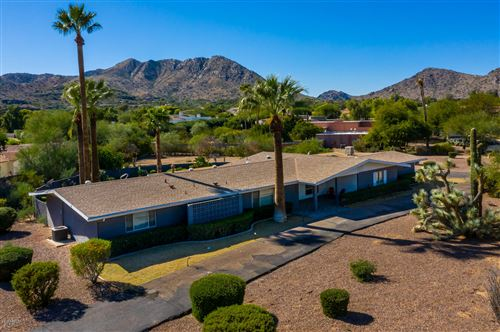 Photo of 5135 E TOMAHAWK Trail, Paradise Valley, AZ 85253 (MLS # 6007431)