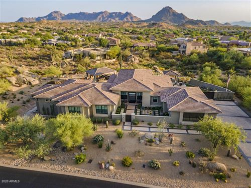 Photo of 11305 E MONUMENT Drive, Scottsdale, AZ 85262 (MLS # 6133432)