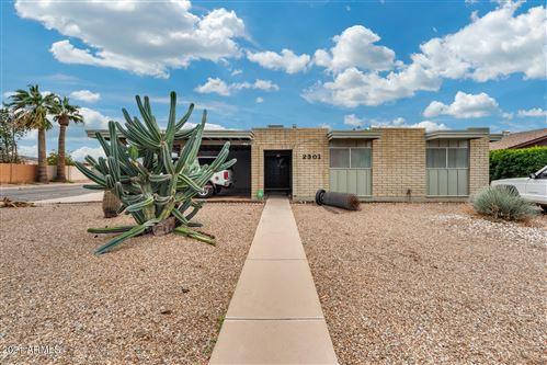 Photo of 2301 W ASTER Drive, Phoenix, AZ 85029 (MLS # 6186432)