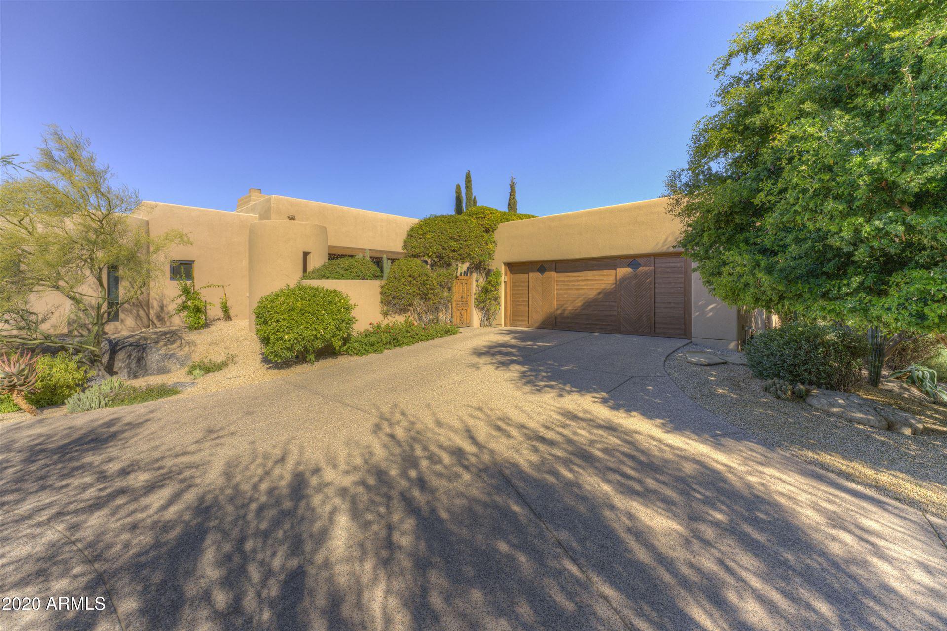 Photo of 3120 E ARROYO HONDO Road, Carefree, AZ 85377 (MLS # 6190432)