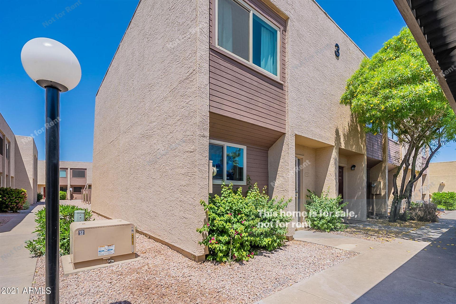 Photo of 834 W 14TH Street, Tempe, AZ 85281 (MLS # 6234432)