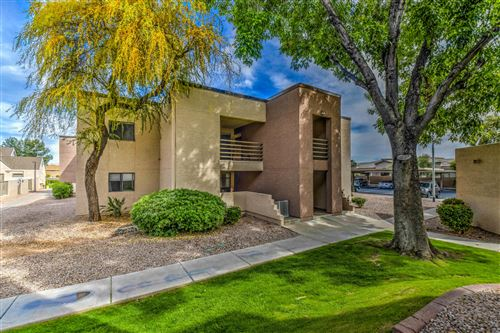 Photo of 1340 N RECKER Road #204, Mesa, AZ 85205 (MLS # 6057433)