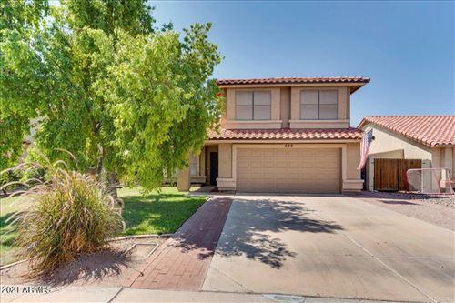 Photo of 646 N SANDSTONE Street, Gilbert, AZ 85234 (MLS # 6291433)
