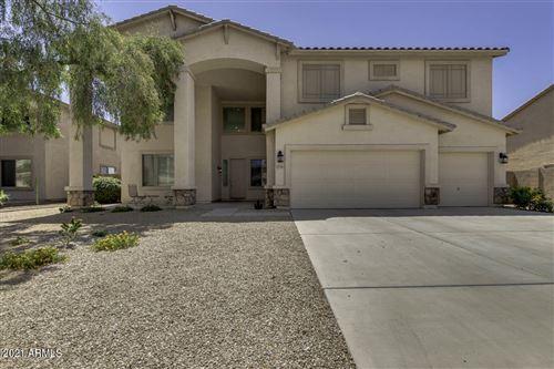 Photo of 42563 W BRAVO Drive, Maricopa, AZ 85138 (MLS # 6222434)