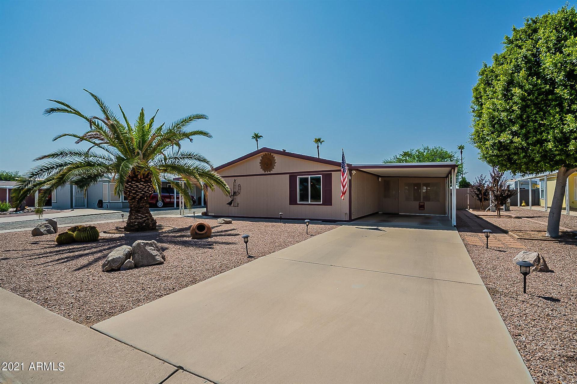358 N PINAL Drive, Apache Junction, AZ 85120 - #: 6293434