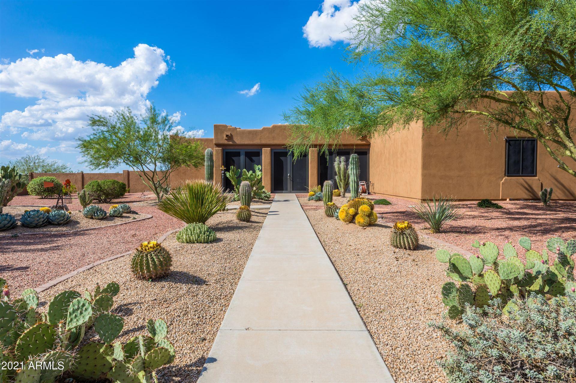 Photo of 24148 W JOMAX Road, Wittmann, AZ 85361 (MLS # 6296434)