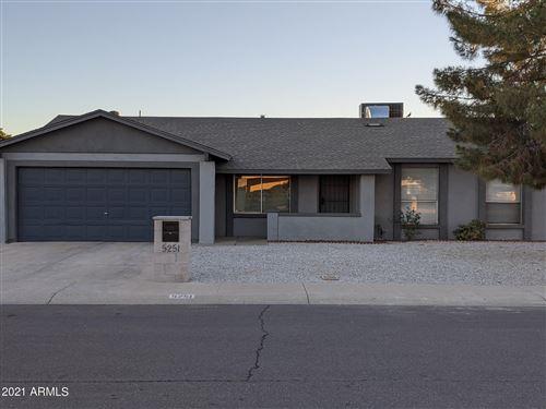 Photo of 5251 W CORTEZ Street, Glendale, AZ 85304 (MLS # 6181436)