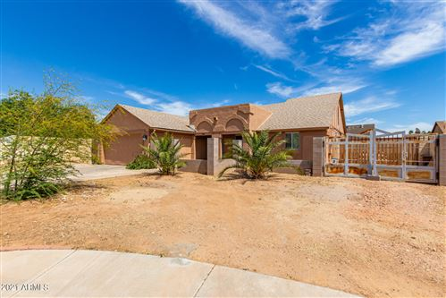 Photo of 11815 N 78TH Avenue, Peoria, AZ 85345 (MLS # 6220437)