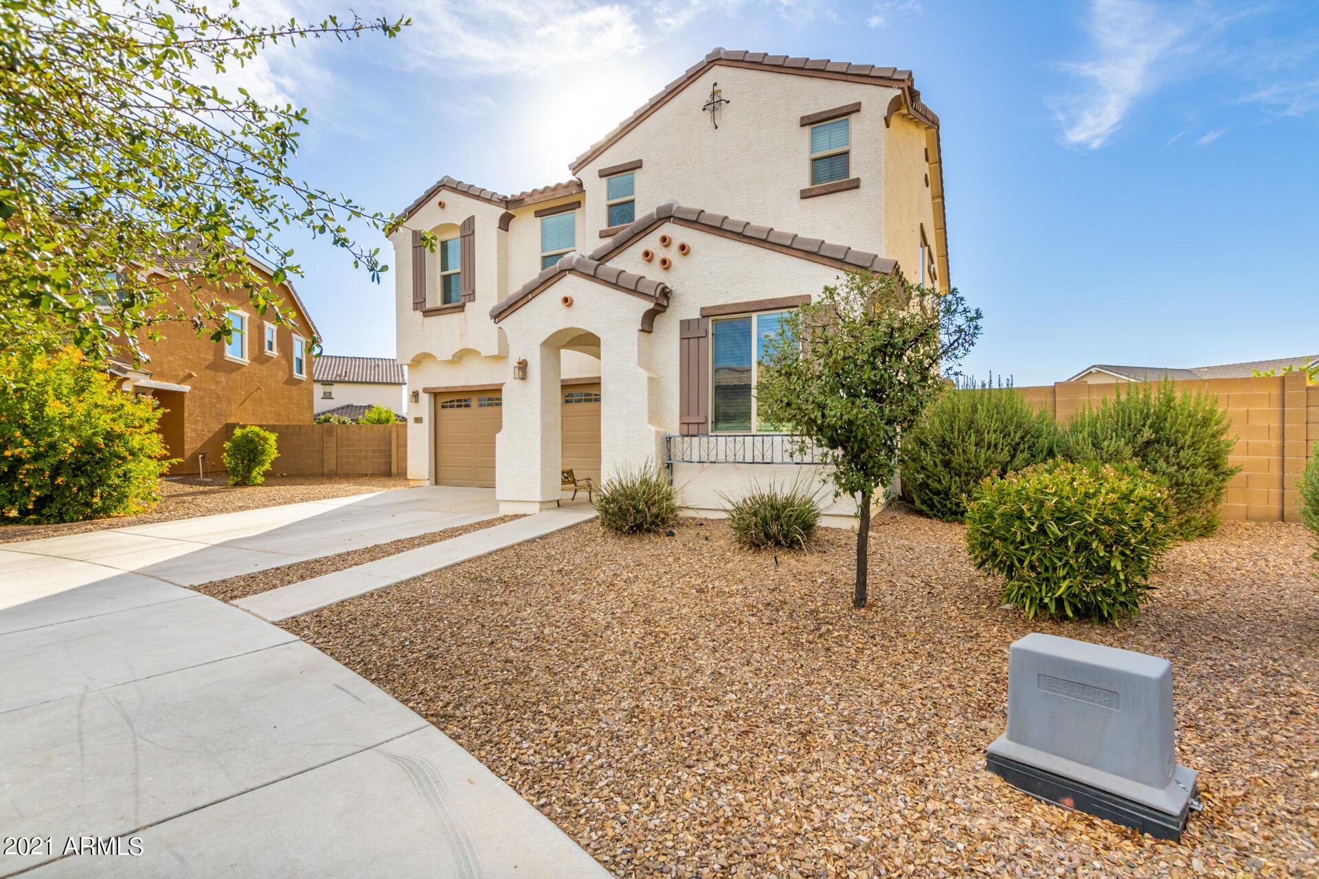 Photo of 21044 E CHERRYWOOD Drive, Queen Creek, AZ 85142 (MLS # 6242437)